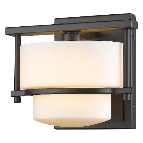 Sconce Wall Lights with Matte Opal Glass - Z-Lite - image 1 of 1