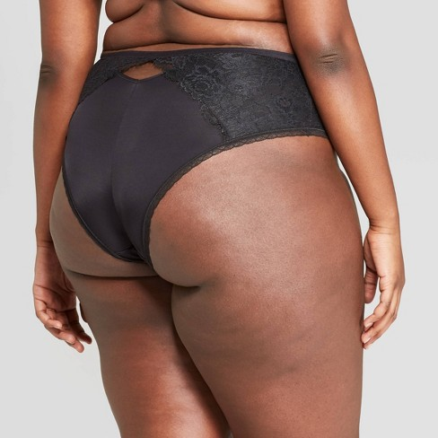 c7cfcf5a925 Women s Plus Size Micro Cheeky With Lace - Auden™   Target
