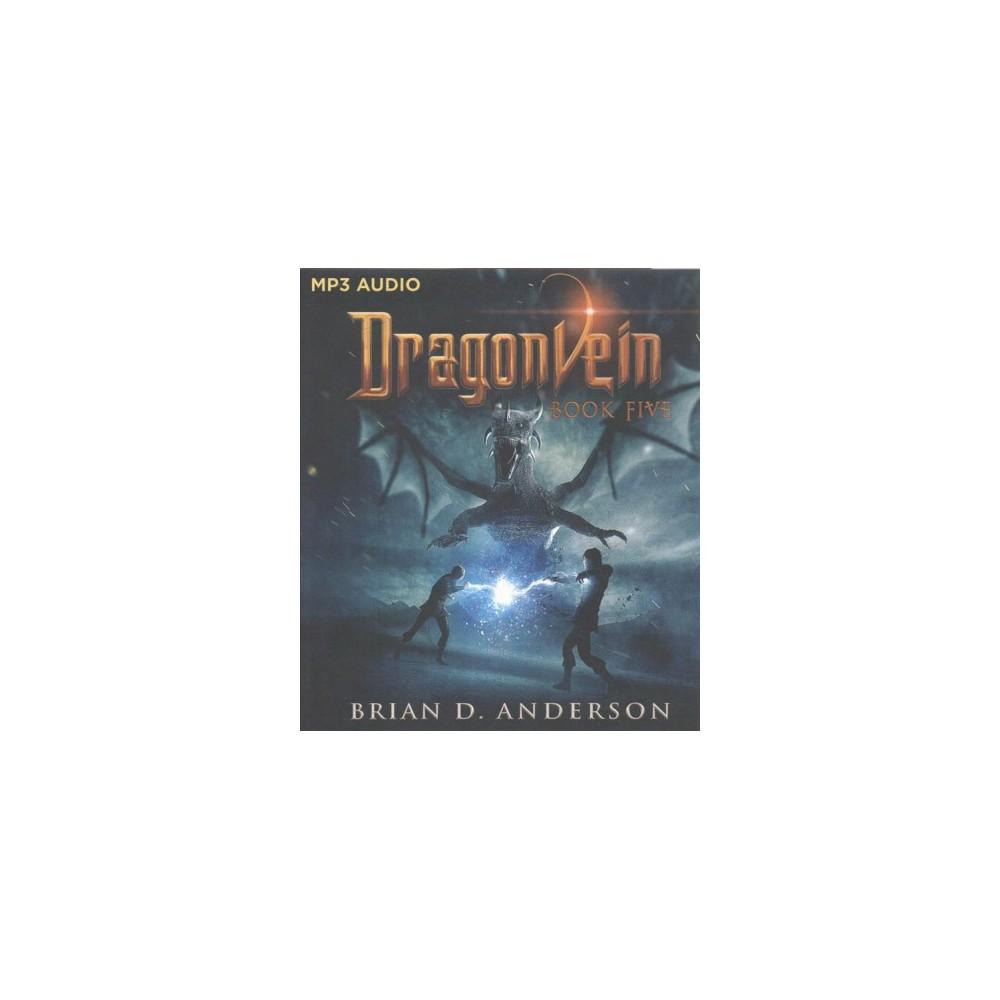 Dragonvein (MP3-CD) (Brian D. Anderson)