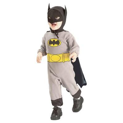 Boys' Batman Toddler Costume 6-12 Months