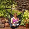Outdoor Hanging Caribbean Rope Chair - image 3 of 3