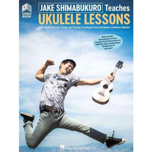 Jake Shimabukuro Teaches Ukulele Lessons Learn Notes Chords