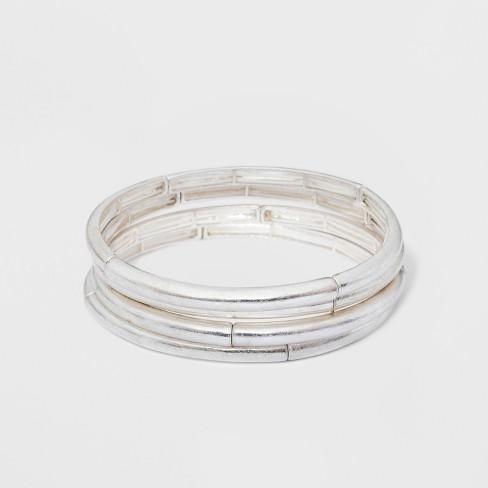 Stretch Bracelet Set 4ct - Universal Thread™ - image 1 of 1