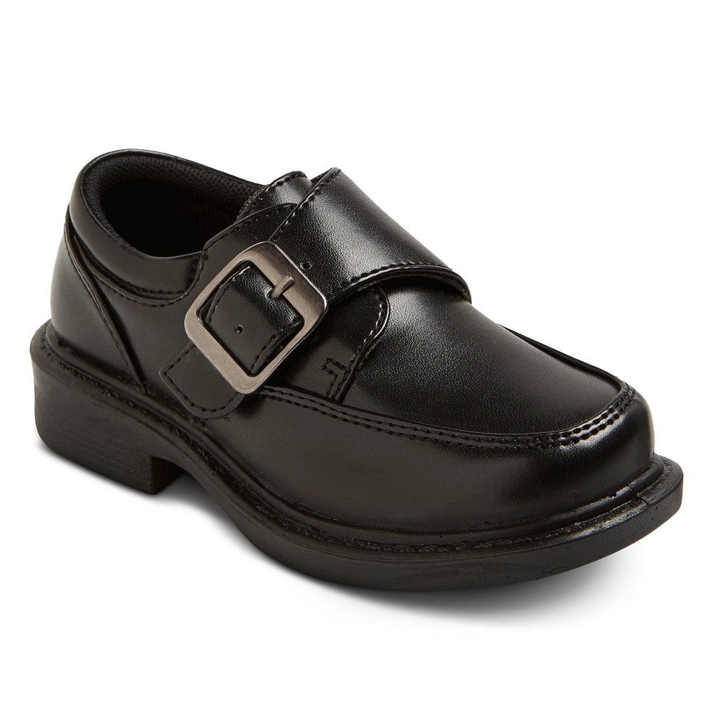 Toddler Boys' Mickey Jr Loafers - Black 6