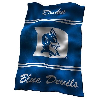 NCAA UltraSoft Throw Blanket