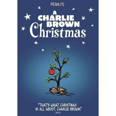 A Charlie Brown Christmas (DVD)(2020)