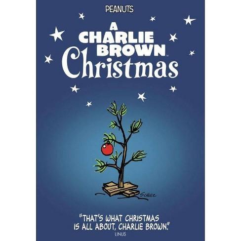 A Charlie Brown Christmas Christmas 2020 A Charlie Brown Christmas (DVD)(2020) : Target