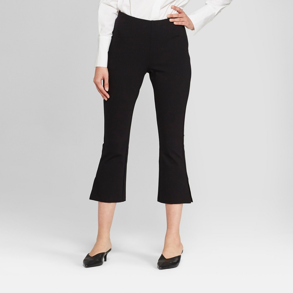 Women's Crop Flare Pants - Prologue Black M