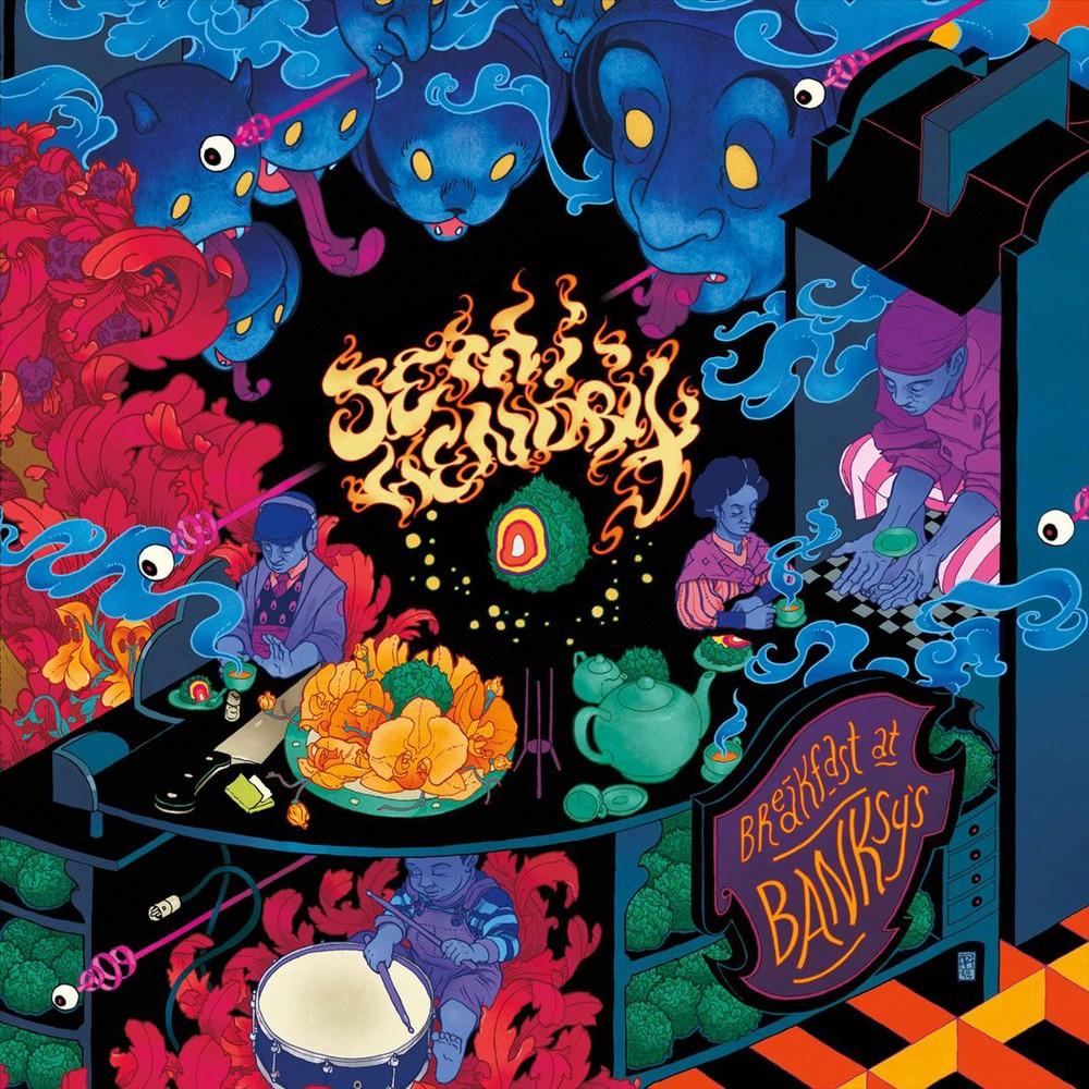 Semi-hendrix - Breakfast At Banksy's (Vinyl)