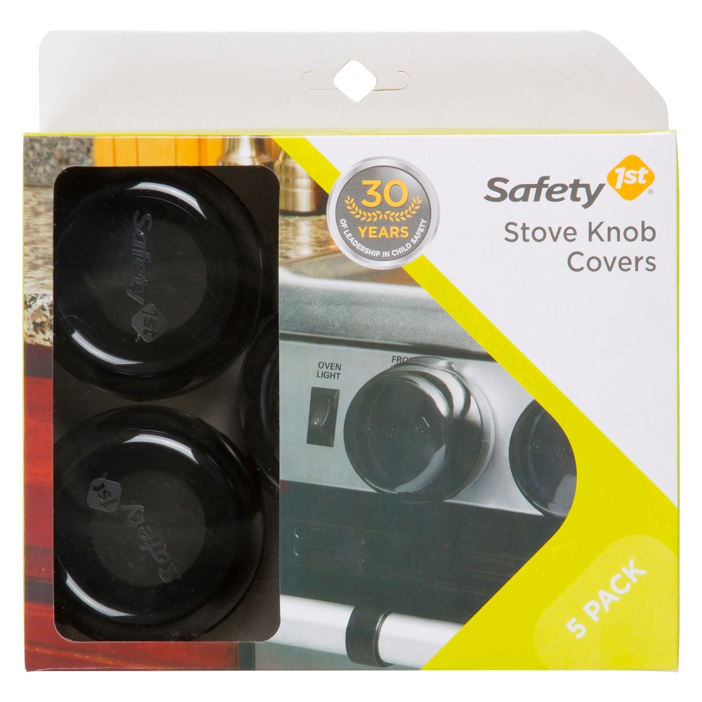 Image of Safety 1st Universal Design Stove Knob Covers