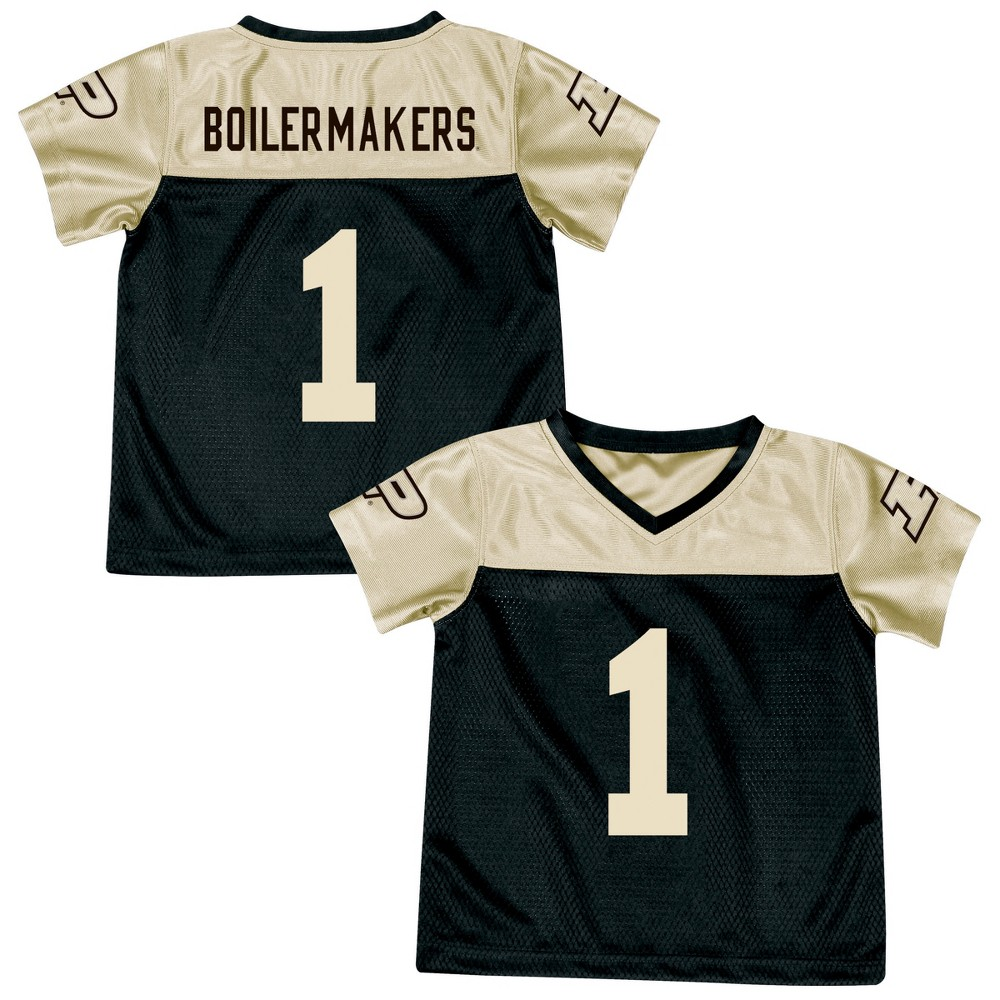 Athletic Jerseys Purdue Boilermakers 2T, Multicolored