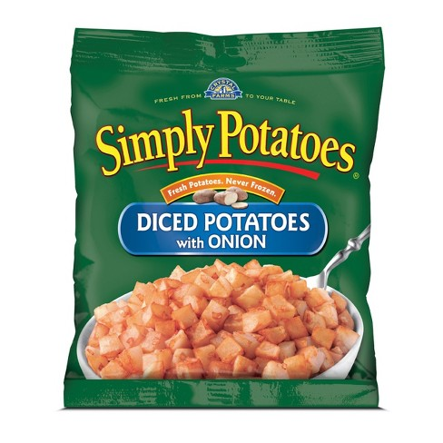 Simply Potatoes Diced Potatoes with Onion - 20oz - image 1 of 1