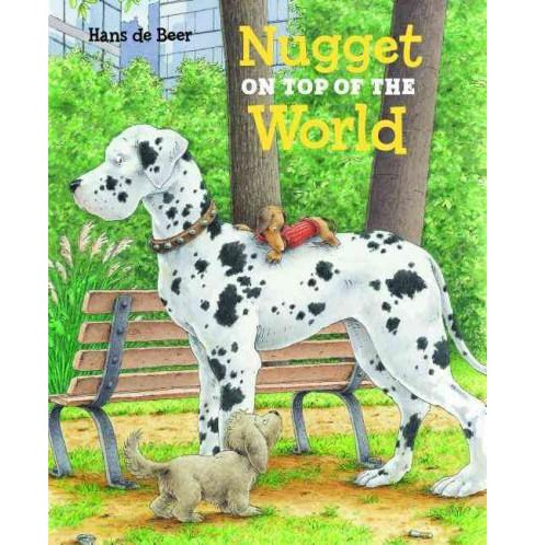 Nugget on Top of the World (Hardcover) (Hans De Beer) - image 1 of 1