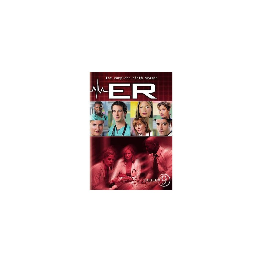 Er:Complete Ninth Season (Dvd)