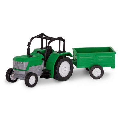 DRIVEN – Toy Tractor and Trailer – Micro Series