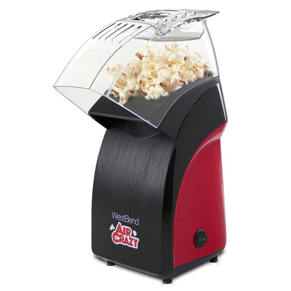 Image of West Bend Air Crazy Popcorn Maker Machine - 82471R