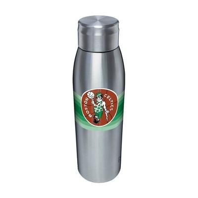 NBA Boston Celtics 17oz Retro Stripe Stainless Water Bottle