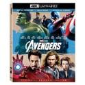 Marvel's The Avengers (4K Ultra HD + Blu-ray + Digital Code)