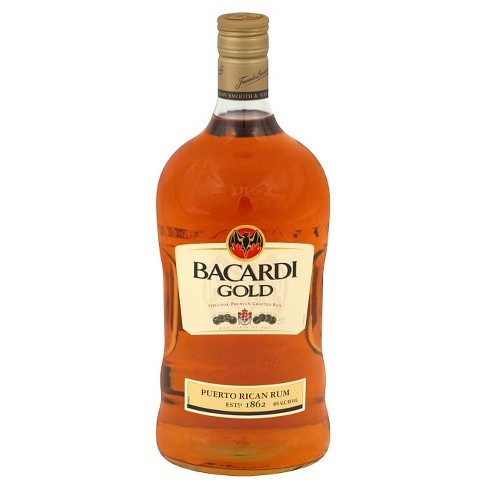 Bacardi® Gold Rum - 1.75L Bottle - image 1 of 1