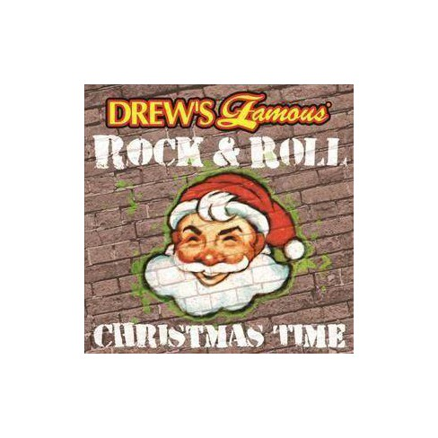 Various - Drew's Famous: Rock and Roll Christmas Time (CD) - image 1 of 1
