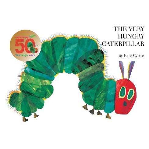 The Very Hungry Caterpillar - by Eric Carle (Board Book) - image 1 of 1