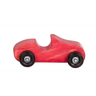 Remley Kids Wooden Toy Race Cars