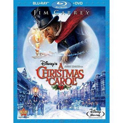 Disney's A Christmas Carol (Blu-ray/DVD)
