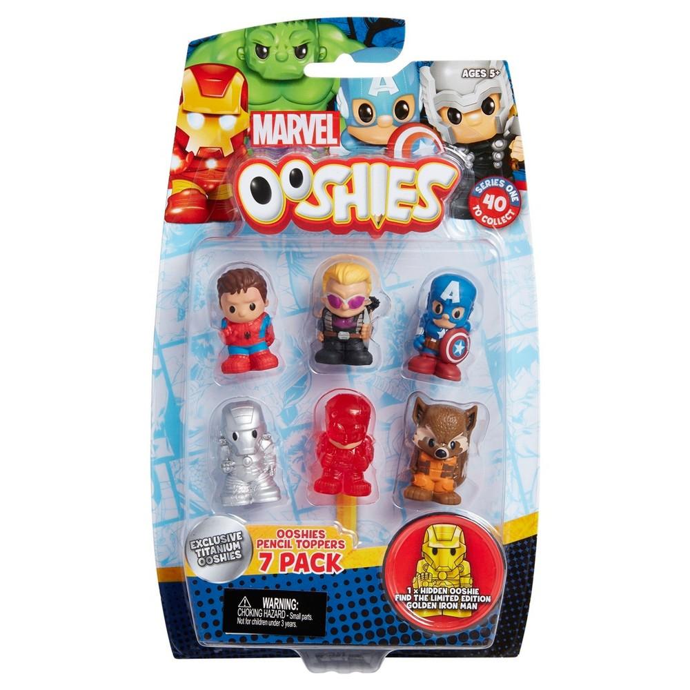 O Shies Marvel Mini Figures 7pk