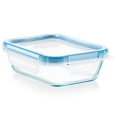 Snapware Glass Medium Square Container 2 cup