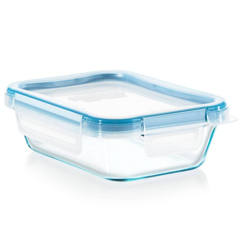Snapware Glass Medium Square Container 2 cup - image 1 of 4