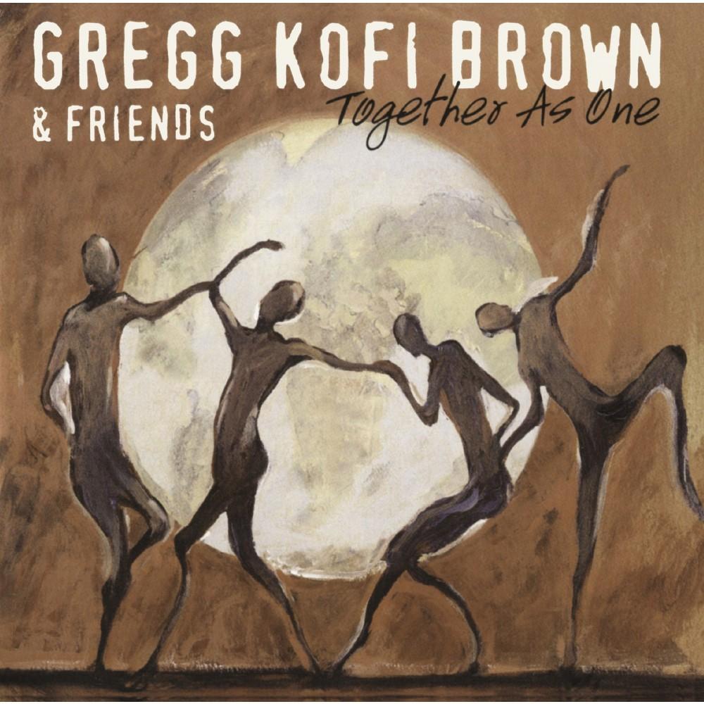 Greg Kofi Brown - Together As One (CD)