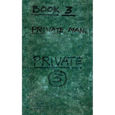 Lee Lozano: Private Book 3 - (Spiral_bound) - image 1 of 1