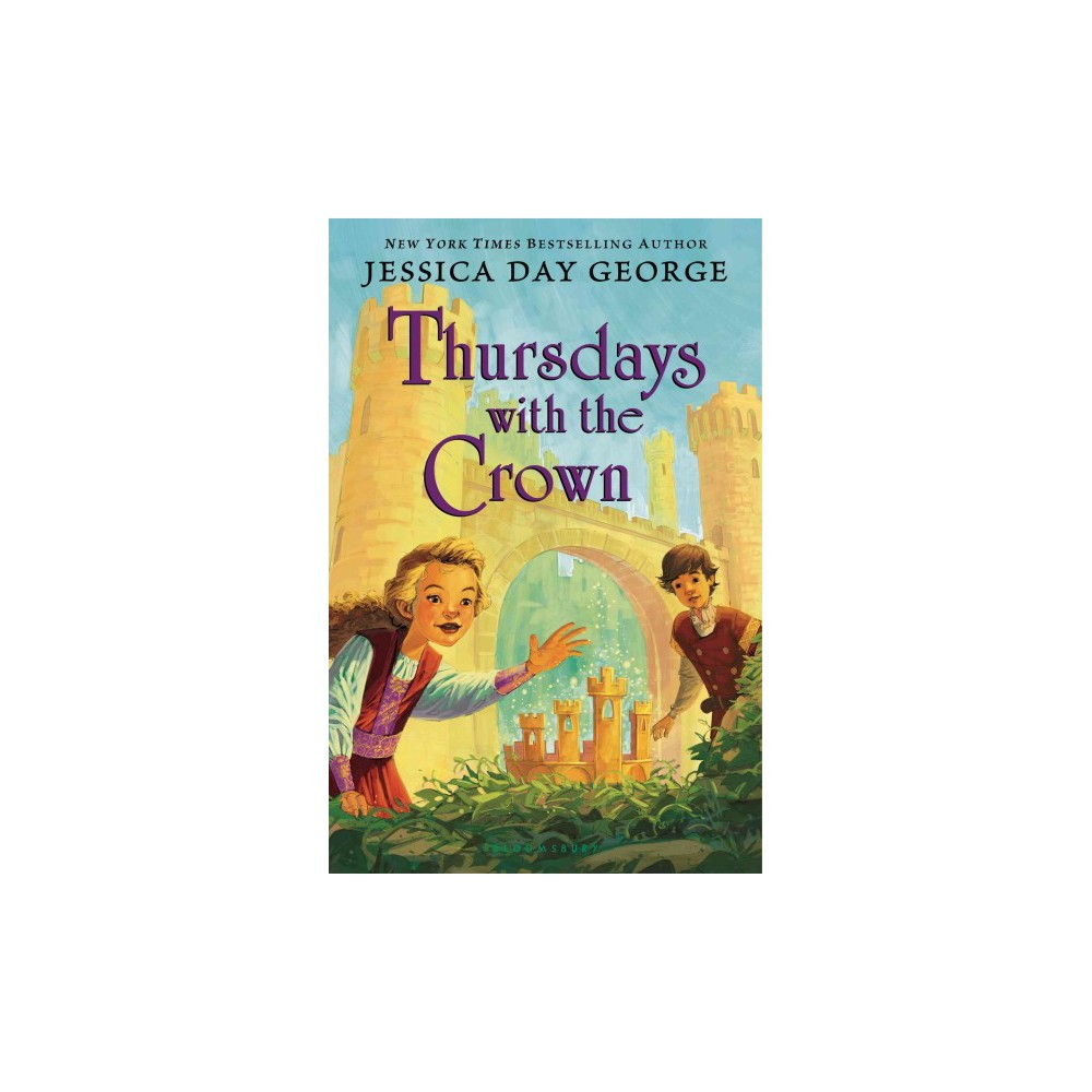 Thursdays With the Crown ( Tuesdays at the Castle) (Hardcover)