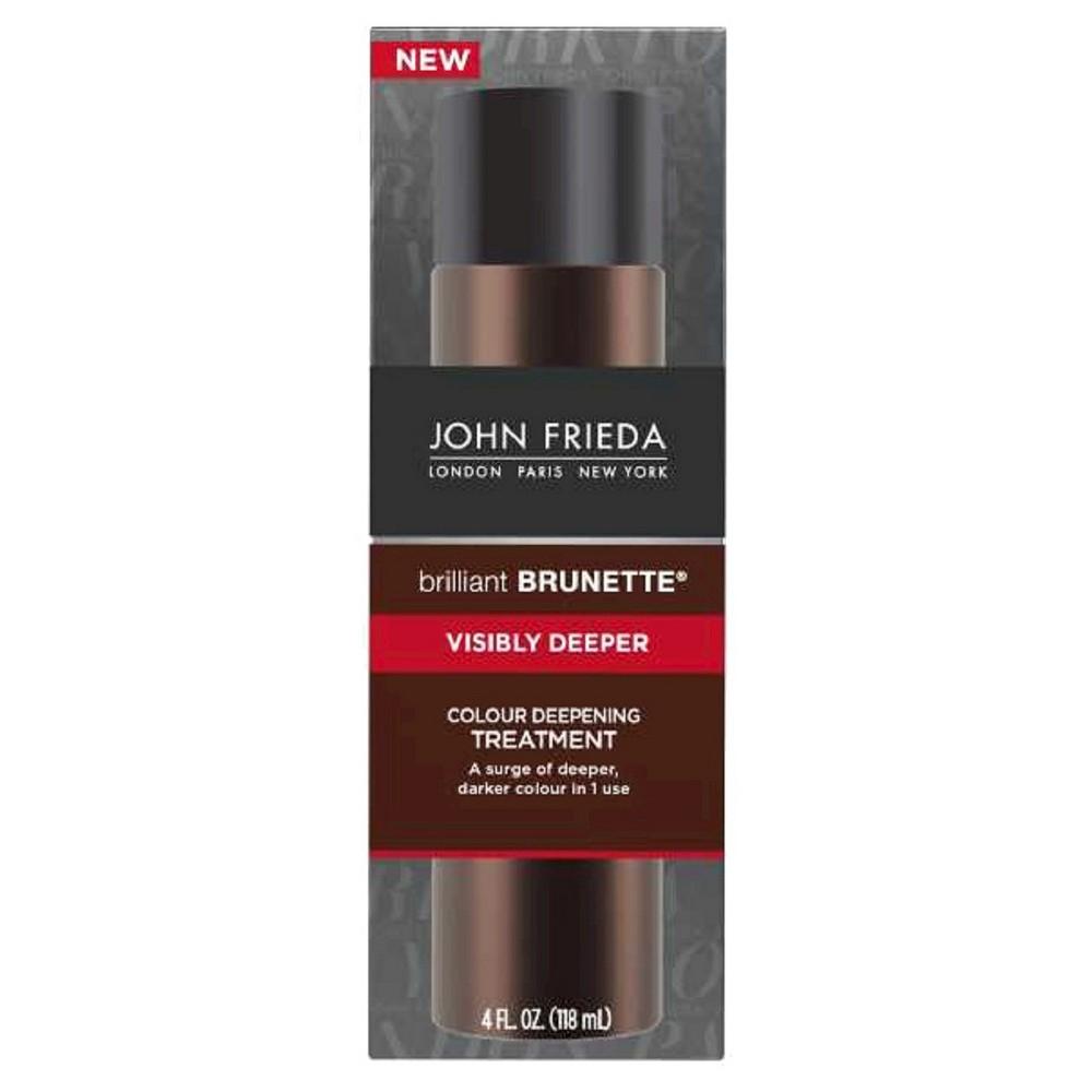 Image of John Frieda Brilliant Brunette Visibly Deeper Colour Deepening Treatment - 4 fl oz