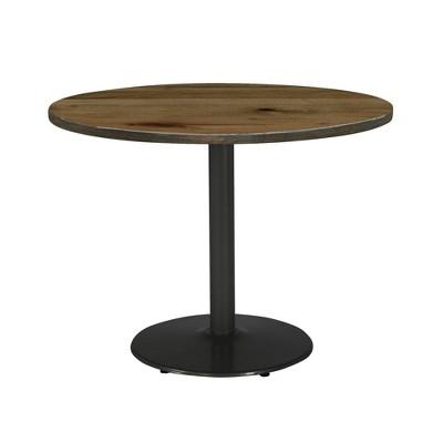 "36"" Urban Loft Round Top Breakroom Table with Round Base Standard Height - KFI Studios"