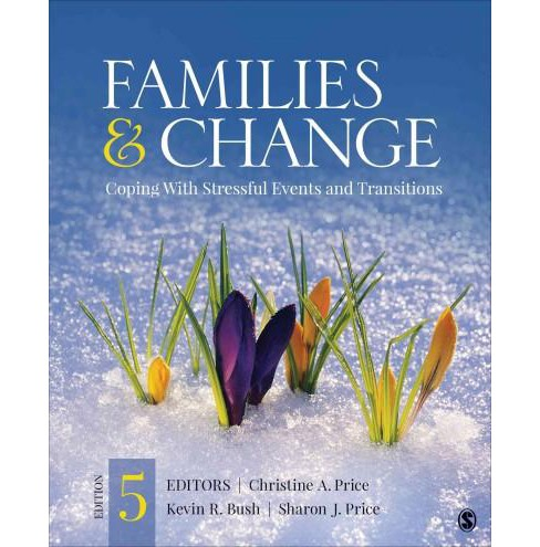 Families & Change : Coping With Stressful Events and Transitions (Paperback) - image 1 of 1