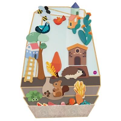 Oribel Vertiplay The Enchanted Garden Baby Toy