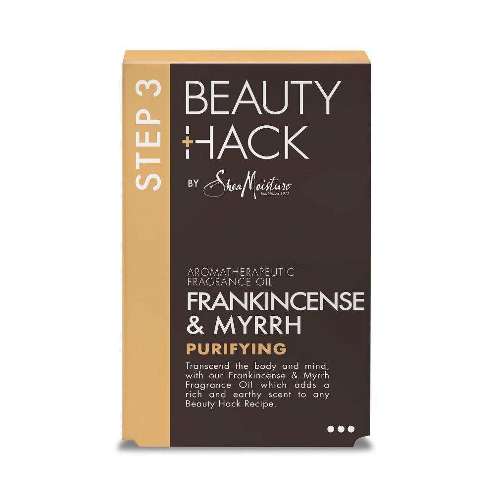 SheaMoisture Antioxidant Frankincense And Myrrh Fragrance Body Oil - 0.15oz