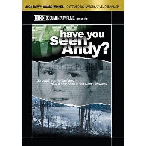 Have You Seen Andy? (DVD) - image 1 of 1
