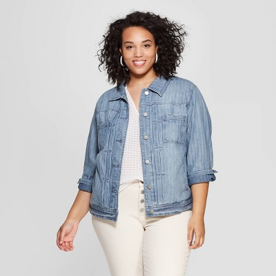 b252eb5daea Women s Plus Size Coats   Jackets   Target