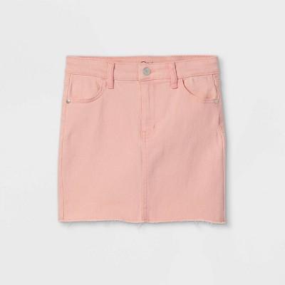 Girls' Denim Skirt - art class™