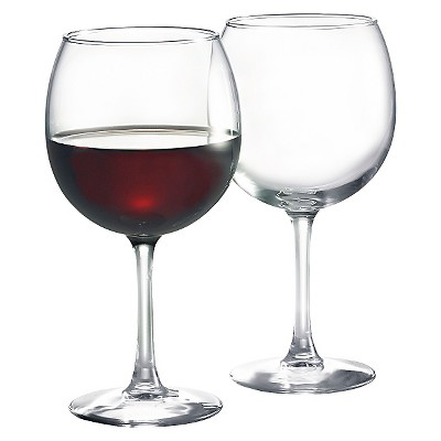 Luminarc® 4pc Red Wine Glasses