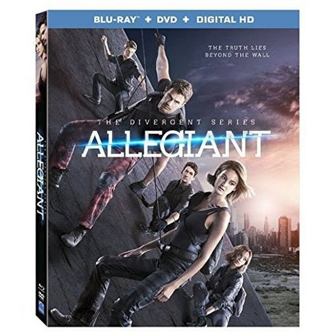 The Divergent Series: Allegiant (Blu-ray/DVD) - image 1 of 1
