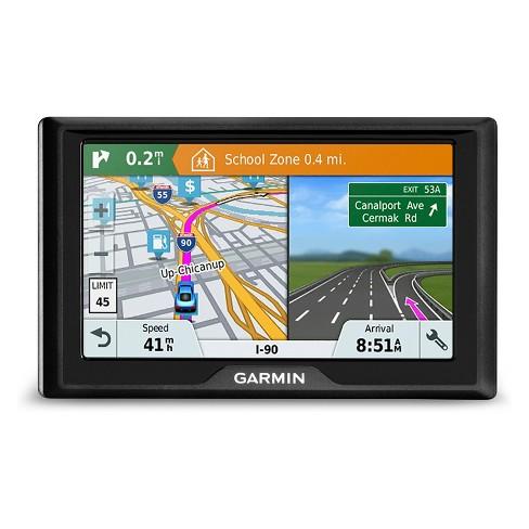Garmin Drive 51 USA LMT-S Vehicle GPS - Black (010-01678-0C) - image 1 of 4