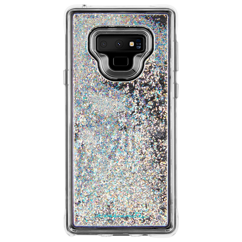 Case-Mate Samsung Note9 Waterfall Case - Iridescent Case-Mate Samsung Note9 Waterfall Case - Iridescent Pattern: Solid.