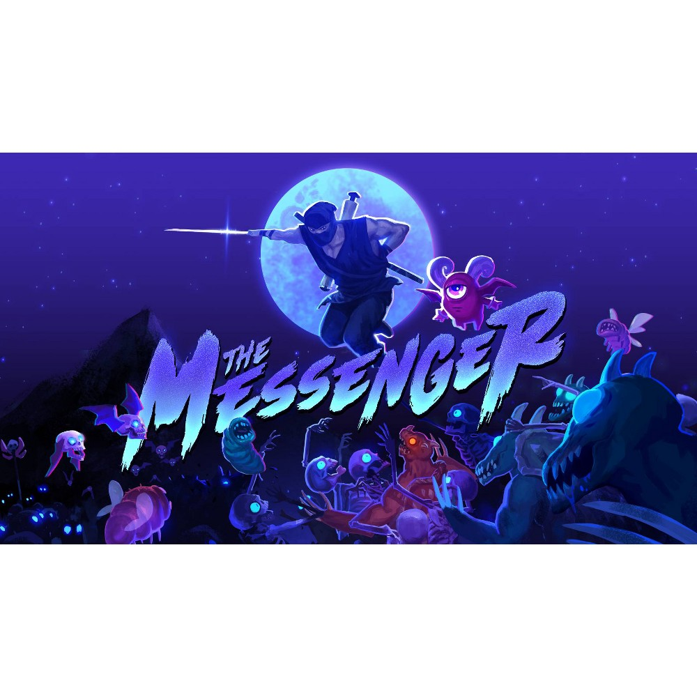 The Messenger - Nintendo Switch (Digital) How download codes work: You'll receive an email with a download code and instructions on how to redeem your purchase directly on your console or online through your console's website.