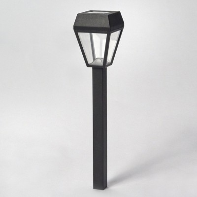 Outdoor LED Pathway Light Black - Room Essentials™