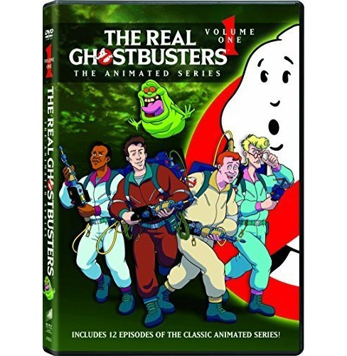 The Real Ghostbusters -Volume 1 (DVD) - image 1 of 1