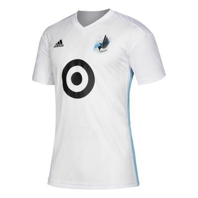 MLS Minnesota United FC Men's White Jersey