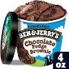 Ben & Jerry's Chocolate Fudge Brownie Ice Cream - 4oz - image 2 of 4
